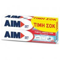 AIM FAMILY PROTECTION (2x75ml) - (ΤΙΜΗ ΣΟΚ)
